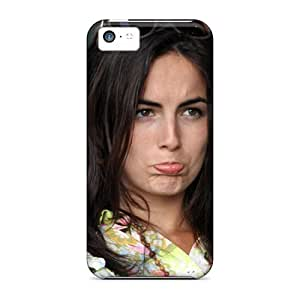QFUMKhL4664dUaUs Camilla Belle Awesome High Quality Iphone 5c Case Skin