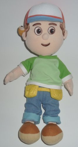 Disney Handy Manny 16 Inch Plush Doll