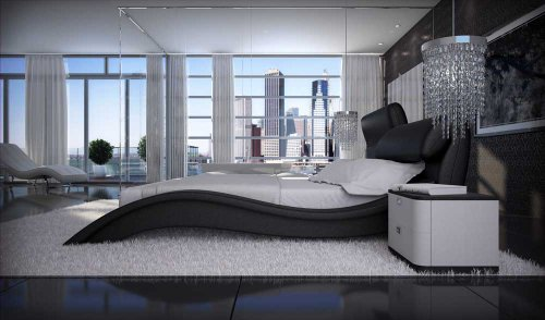 wasserbett design. Black Bedroom Furniture Sets. Home Design Ideas