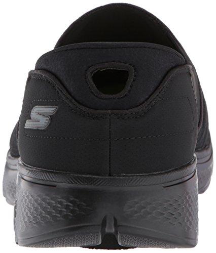 Skechers Mens Go 4-54171 Scarpa Da Passeggio Nera