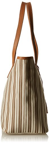 Timberland Tb0m5152, Bolso para Mujer, 16.5 x 27.5 x 45.5 cm (W x H x L) Beige (COCONUT SHELL)