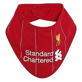 Liverpool FC Baby Kit Bib 19/20 LFC Official