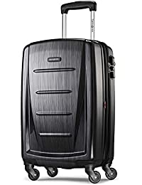 "Winfield 2 Hardside 20"" Luggage, Brushed Anthracite"