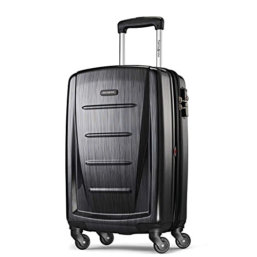Samsonite Winfield 2 Hardside 20'' Luggage, Brushed Anthracite by Samsonite