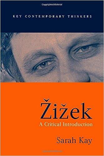 Amazon zizek a critical introduction 9780745622088 sarah zizek a critical introduction 1st edition fandeluxe Gallery