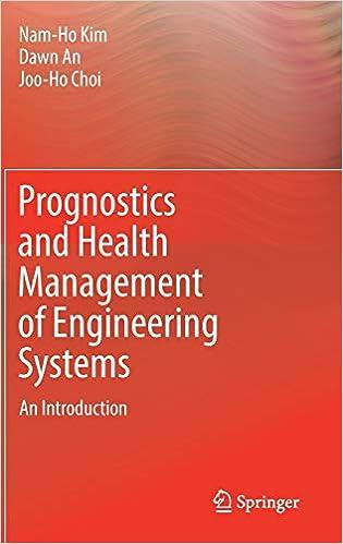Pronóstico y gestión de la salud de los sistemas de ingeniería