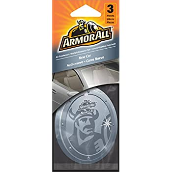 Amazon Com Armor All 17796 Hanging Air Freshener New Car
