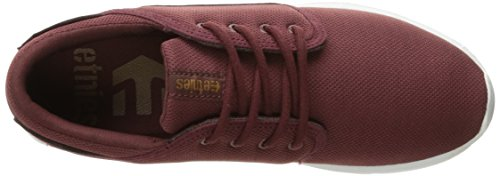white Femme Scout tan W's 612 Etnies Chaussures Rouge burgundy nt0Z0x