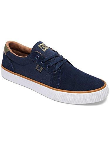 SD Baskets Shoes Council Bleu Homme Basses Navy DC qTtEHdwq