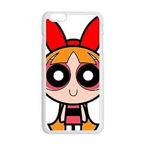 The Powerpuff Girls White iPhone plus 6 case