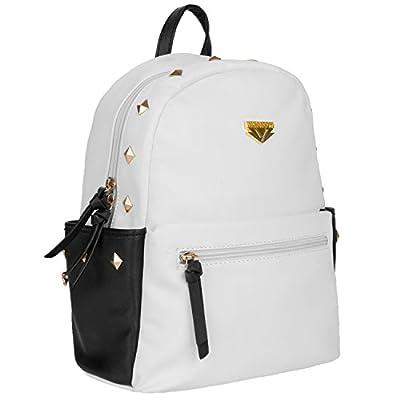 ... finest selection 745d5 acc83 Lady Casual Book Bag Sports Daypack  Shoulder Bag Mini School Travel Backpack ... a6a6c64c8d0c7