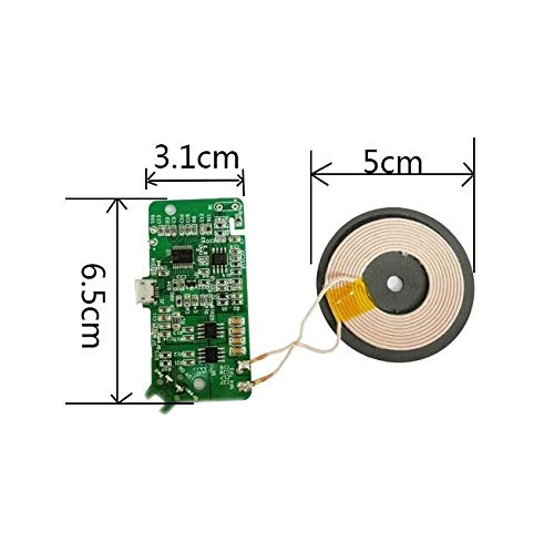 Universal QI Wireless Charger Charging Transmitter Module For Android Cell phone