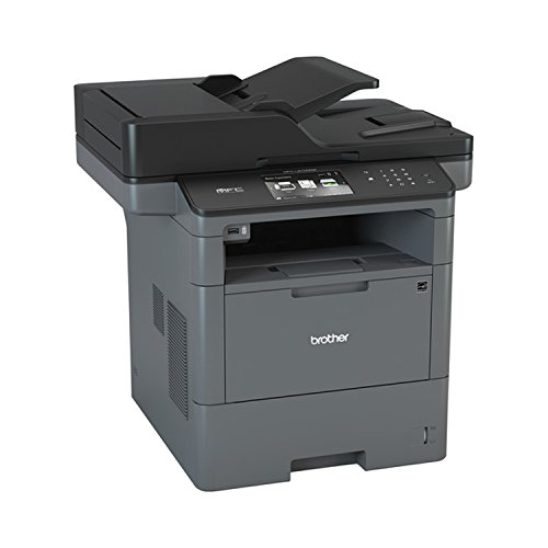 Brother MFCL6700DW Business Laser All-in-One with Advanced Duplex, Wireless Networking and Large Paper Capacity,  Black and White Printer, Amazon Dash Replenishment Enabled by Brother (Image #3)