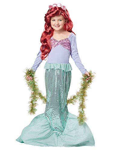 (California Costumes Toys Little Mermaid,)