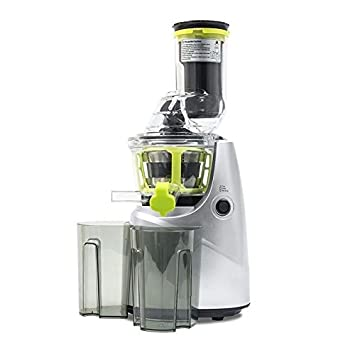 teleshoppingcenter® a exprimidor, licuadora fruta fresca y verduras, licuadora 250 W, prensa