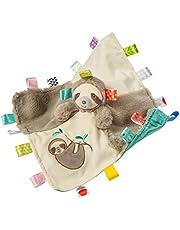 Taggies Soothing Sensory Stuffed Animal Security Blanket, Molasses Sloth