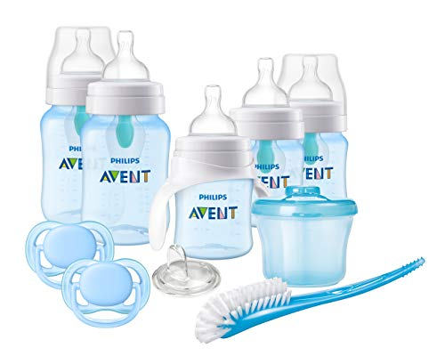 Philips-Avent-Anti-colic-Baby-Bottle-with-AirFree-vent-Beginner-Gift-Set-Blue-SCD39305