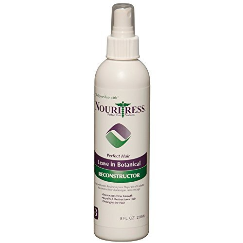 Amazon.com: Nouritress Perfect Hair Leave in Botanical Reconstructor 8 Oz by NouriTress: Health & Personal Care