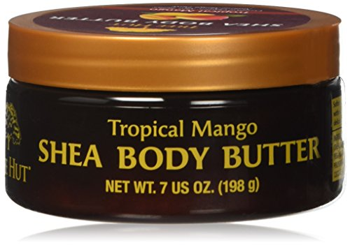 Tree Hut Shea Body Butter, Tropical Mango, - Hut The Sale
