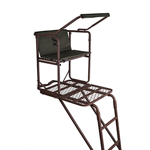(Summit Treestands Summit Solo Pro Ladder Stand)