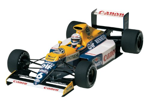 Tamiya 1/20 Williams FW-13B Renault F1 Car Model Kit Renault Le Car