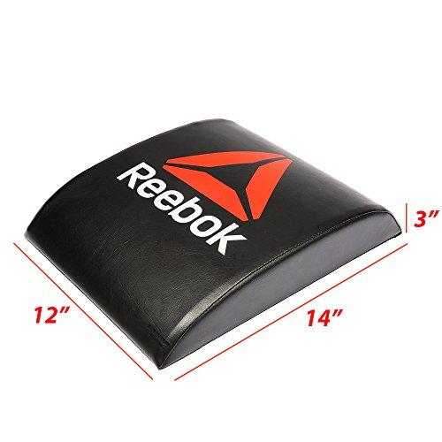 Reebok Ab Mat Abdominal Mat Sit Up Pad Abdominal Trainer Mat