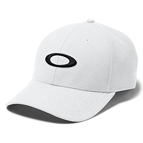 Oakley Men's Golf Ellipse Hat Hat, -White, One - White Oakley