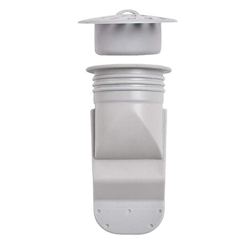 new photos a few days away cute cheap Ocamo Bathroom Odor-Proof Leak Core Household Drain Pipe ...