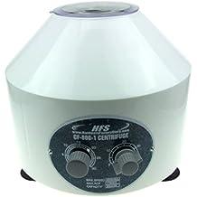 HFS Brand New Desktop Electric Centrifuge Lab (Timer 0-60min) 0-4000 Rpm Cap:20ml X 6 Tube (800-1) 110v (No for Medical Use)