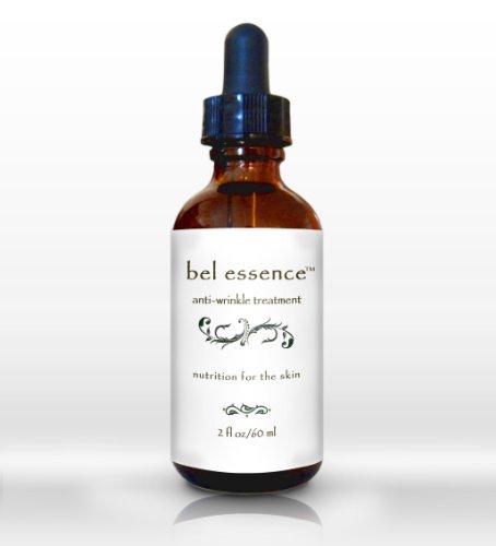 Essence Bel - (2 oz) 100% tout naturel, traitement Huile anti-rides d'argan, de pépins de raisin et l'huile d'avocat