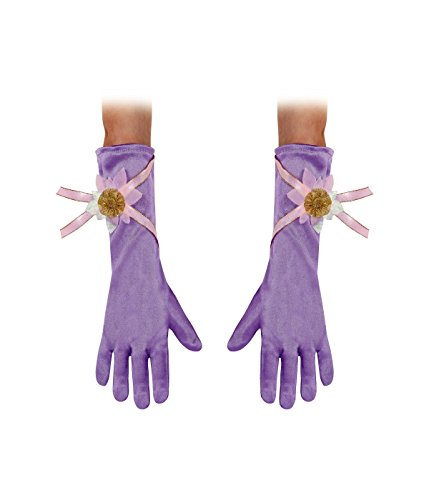 Aurora Classic Toddler Costumes (Disguise Costumes Rapunzel Gloves, Toddler, Size 6)