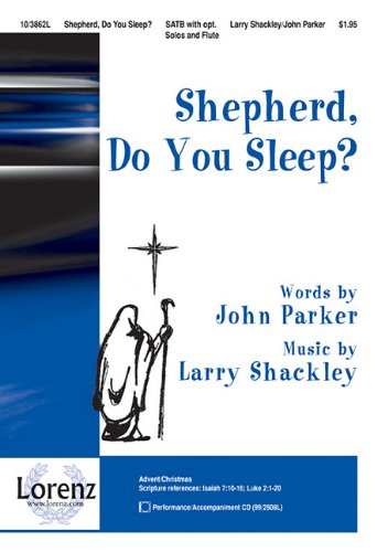 "Download Shepherd, Do You Sleep?: Incorporating ""angels We Have Heard on High"" PDF"