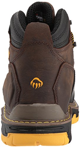 Wolverine Men's Overpass 6'' Composite Toe Waterproof Insulated Work Boot by Wolverine (Image #2)