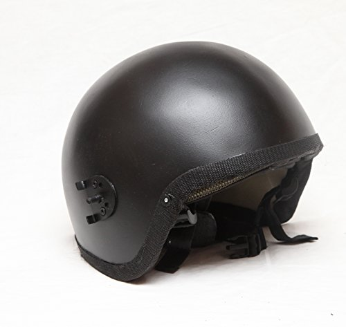 Russian military special forces helmet LSHZ-2DT Vulcan black airsoft replica