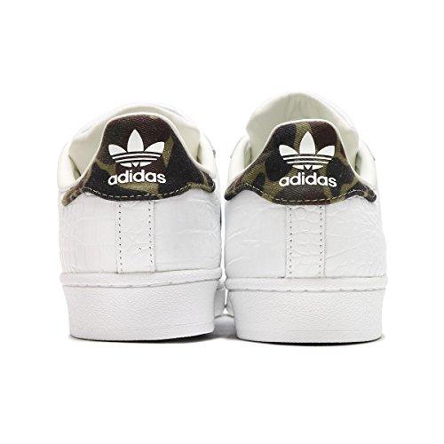 Superstar Mixte Baskets Originals Blanc Adulte adidas Basses 5RFqWnxp