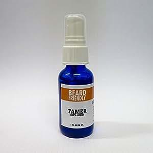 Beard Tamer By Beard Friendly | Unscented Essential Beard Tamer in a Beard Care, Beard Wash or Beard Maintenance Kit