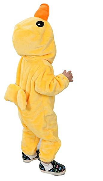 Amazon.com: Disfraz de bebé para niña, color amarillo ...