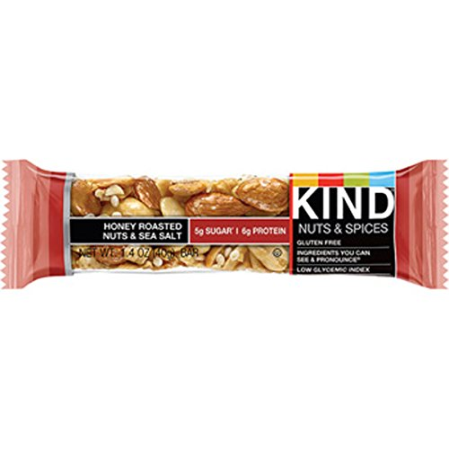 KIND Bars, Gluten Free