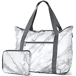RuMe Bags cFold Travel Duffle (Marble)