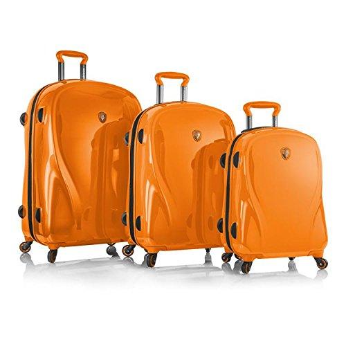 Heys Xcase 2g Spinner Tangerine 3 Piece Set