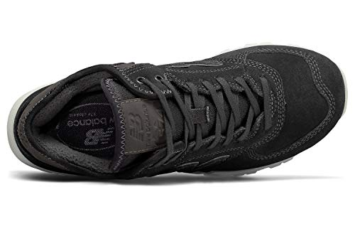Black New New Balance Wh574 Balance Wh574 Scarpa OxqS0wqYp