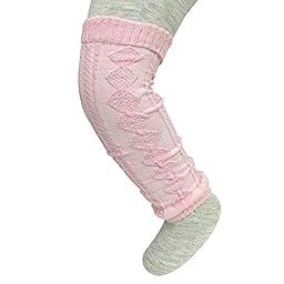Bowbear Set of 5 Baby & Toddler Leg Warmer Collection Premium Value Pack, VS5