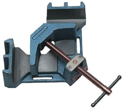 Angle Clamp, 90 Deg, 4-3/8 In Miter by Wilton