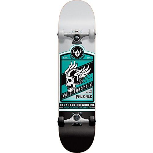 Darkstar Skateboards Full Throttle Aquatic Complete Skateboard - 8