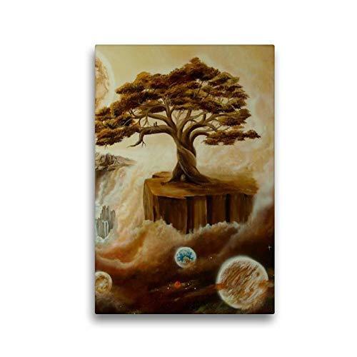 CALVENDO Toile Murale en Tissu de qualité supérieure 30 x 45 cm