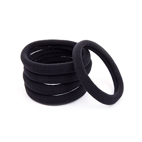 Miuance Elastic Hair Ties Hair Ties Bands Rope No Crease