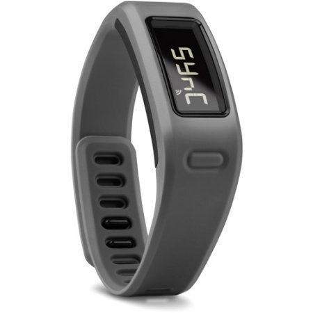 Garmin Vivofit Fitness Band, Slate color /Model: 010-01225-05