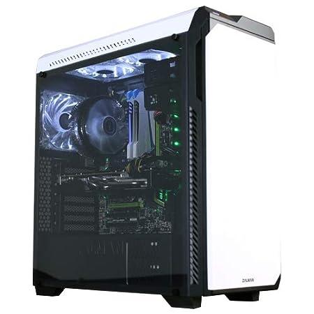 Zalman Z9 NEO Plus Blanc Z9 Neo Plus PC Case - White