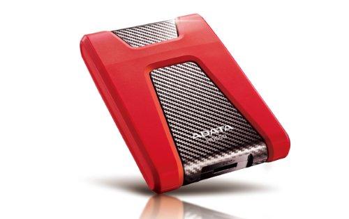 ADATA HD650 1TB Anti-Shock External Hard Drive, Red (AHD650-1TU3-CRD) by ADATA (Image #7)