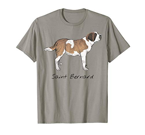 Saint Bernard Doggy Shirt